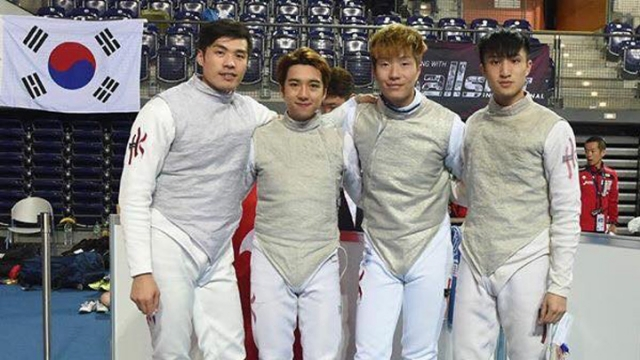 Fencing AppleDaily 01